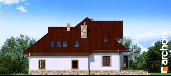 Elewacja boczna projekt dom w jastrunach ver 2  265