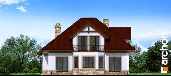 Elewacja ogrodowa projekt dom w jastrunach ver 2  267