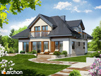 projekt Dom w jastrunach Stylizacja 4