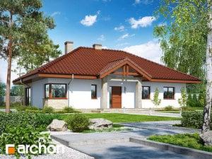 projekt Dom w santolinach 2
