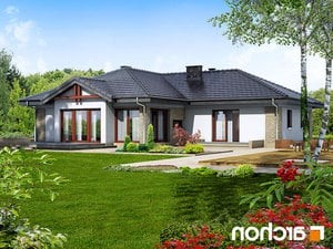 Projekt dom w bergeniach ver 2  260lo