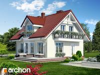 Projekt dom w rododendronach 3 ver 2  259