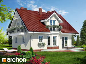 Projekt dom w rododendronach 3 ver 2  260