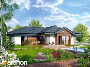 Projekt dom w bergeniach 2 ver 2  260