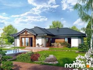 Projekt dom w bergeniach 2 ver 2  260lo