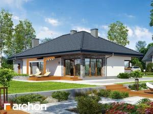 Dom w santolinach