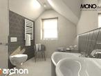 projekt Dom w poziomkach 4 Wizualizacja łazienki (wizualizacja 1 widok 1)