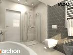 projekt Dom w poziomkach 4 Wizualizacja łazienki (wizualizacja 1 widok 3)