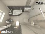 projekt Dom w poziomkach 4 Wizualizacja łazienki (wizualizacja 1 widok 5)