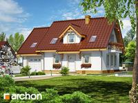 projekt Dom w poziomkach 4 widok 1