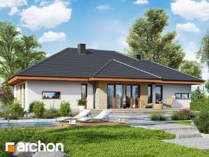 Projekt dom w cyprysikach ver 2  260