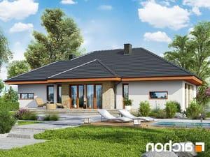 Projekt dom w cyprysikach ver 2  260lo