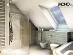 projekt Dom w tymianku Wizualizacja łazienki (wizualizacja 1 widok 2)