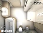 projekt Dom w tymianku Wizualizacja łazienki (wizualizacja 1 widok 5)