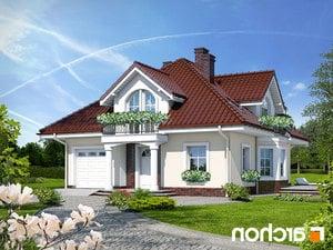 Projekt dom w tymianku ver 2  252lo
