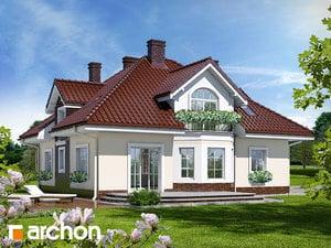 Projekt dom w tymianku ver 2  260