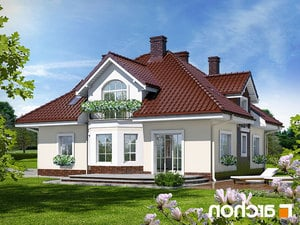 Projekt dom w tymianku ver 2  260lo