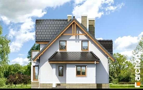 Elewacja boczna projekt dom w zurawinie ver 2  265