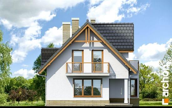 Elewacja boczna projekt dom w zurawinie ver 2  266