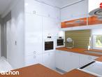 projekt Dom w kardamonie Aranżacja kuchni 2 widok 3