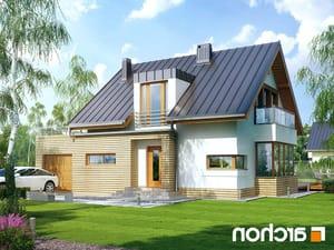 Projekt dom w kardamonie ver 2  252lo