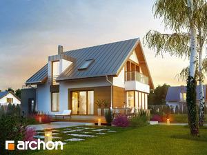 Projekt dom w kardamonie ver 2  260