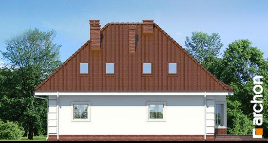 Elewacja ogrodowa projekt dom w aksamitkach ver 2  267