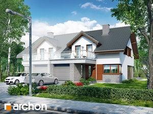 projekt Dom w czernicach 2 (GB)