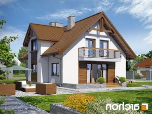 projekt Dom w asparagusach (PN) lustrzane odbicie 2