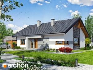 projekt Dom pod jarząbem 8 (G2N)