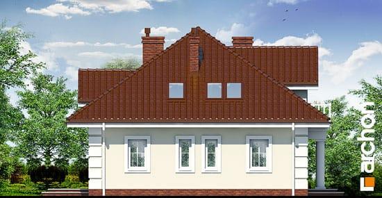 Elewacja boczna projekt dom w jezowkach ver 2  266