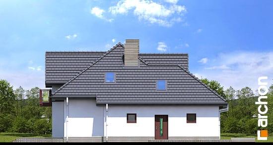 Elewacja boczna projekt dom w kalateach 2 ver 2  266