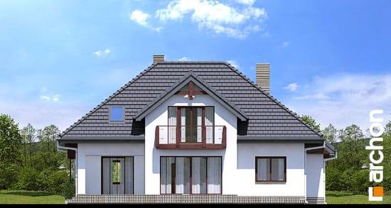 Elewacja ogrodowa projekt dom w kalateach 2 ver 2  267