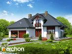 projekt Dom w kalateach 2 dodatkowa wizualizacja