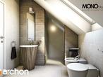 projekt Dom w kalateach 2 Wizualizacja łazienki (wizualizacja 1 widok 1)