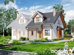 Projekt dom w cyklamenach 2 ver 2  252lo
