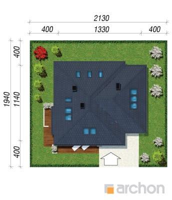 projekt Dom w lilakach (GPD) sytuacja