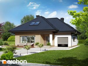 Projekt dom w lilakach gpd ver 2  260