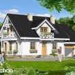 forum Projekt domu ARCHON+ Dom w rododendronach 6 (P) obrazek 13521