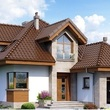 Piękny nowy domek Projekt domu ARCHON+ Dom w rukoli 48859