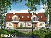 Projekt domu w rubiniach (B)