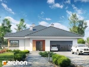 projekt Dom w jonagoldach 4 (G2)