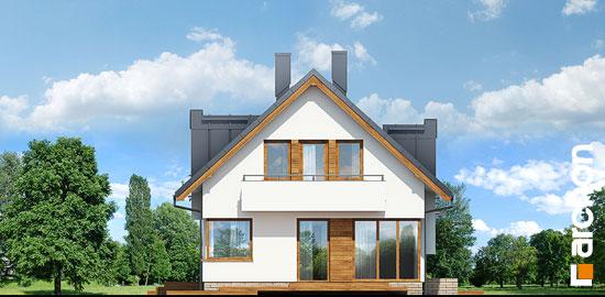 Elewacja boczna projekt dom w amarylisach ver 2  266