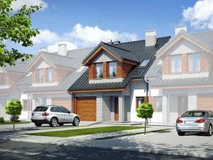 projekt Dom w klematisach 12 (S)