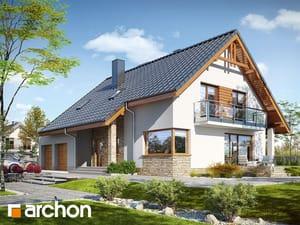 gotowy projekt Dom w idaredach 8 (G2P)
