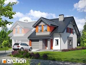projekt Dom w klematisach 9 (AB)