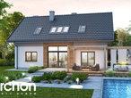 projekt Dom w silene dodatkowa wizualizacja