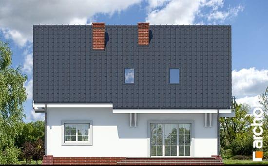 Elewacja ogrodowa projekt dom w lucernie ver 3  267