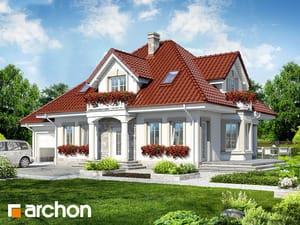projekt Dom w lewkoniach
