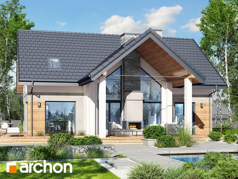 Projekt Domu Dom Pod Soforą 3 Archon